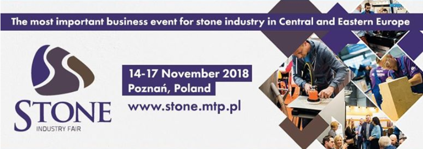 磐珉新材邀您齐聚2018年波兰波兹南国际石材展,7厅43号展位